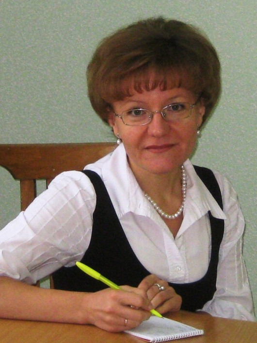 Черняк Оксана Николаевна