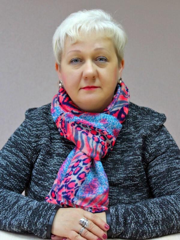 Желнерович Анна Станиславовна