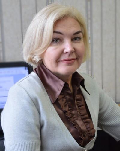 Губич Лариса Петровна