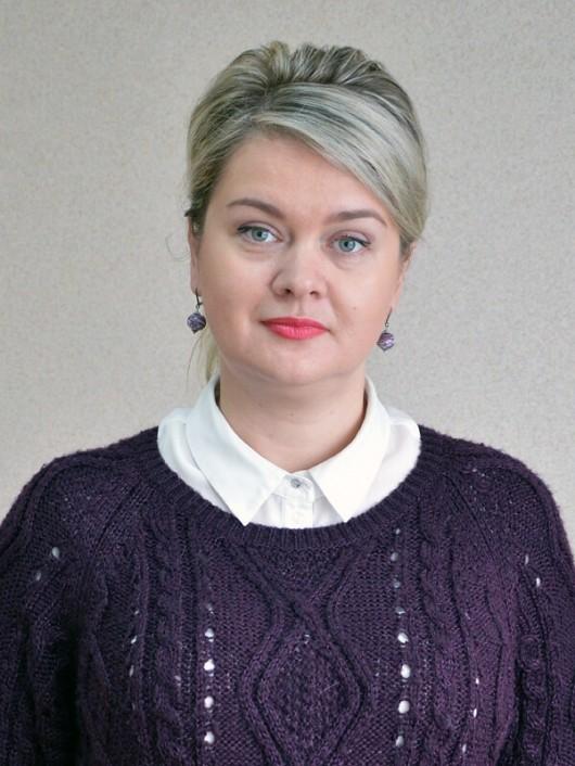 Сегодник Елена Юрьевна