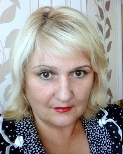 Сенаторова Светлана Валентиновна
