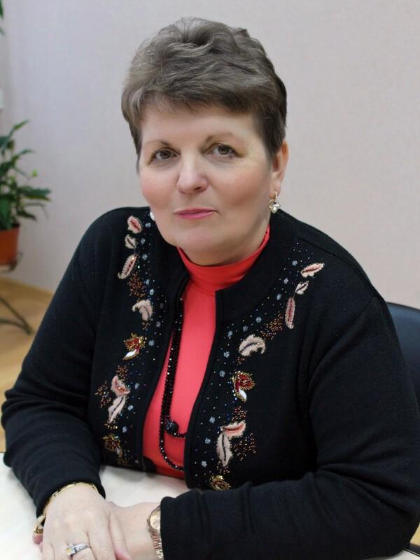Худякова Рита Ивановна