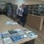Гостем библиотеки стал известный в городе краевед и коллекционер Рябков А.С